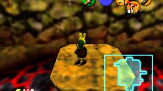 The Legend of Zelda : Ocarina of Time complete playthrough (1/2)