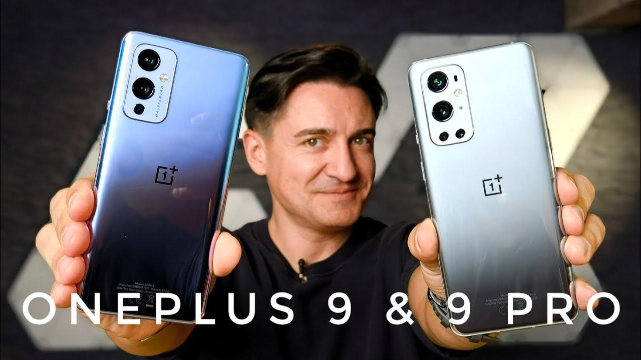 OnePlus 9 Pro & OnePlus 9 - Unboxing și Prim Contact