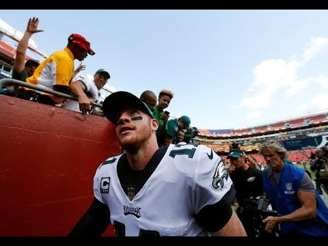 My Cousin Carson: Eagles vs. Redskins Week 7 Preview