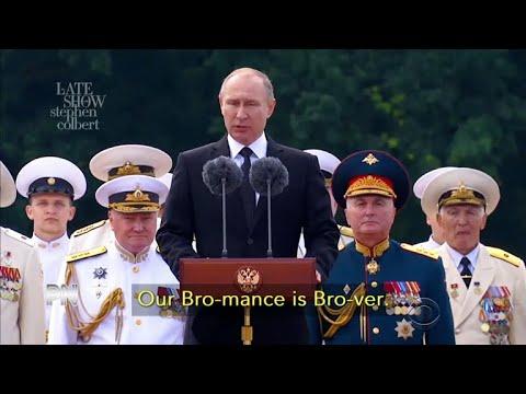 Vladimir Putin Publicly Breaks Up With Trump