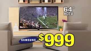 The Big Screen Store Labor Day Sale