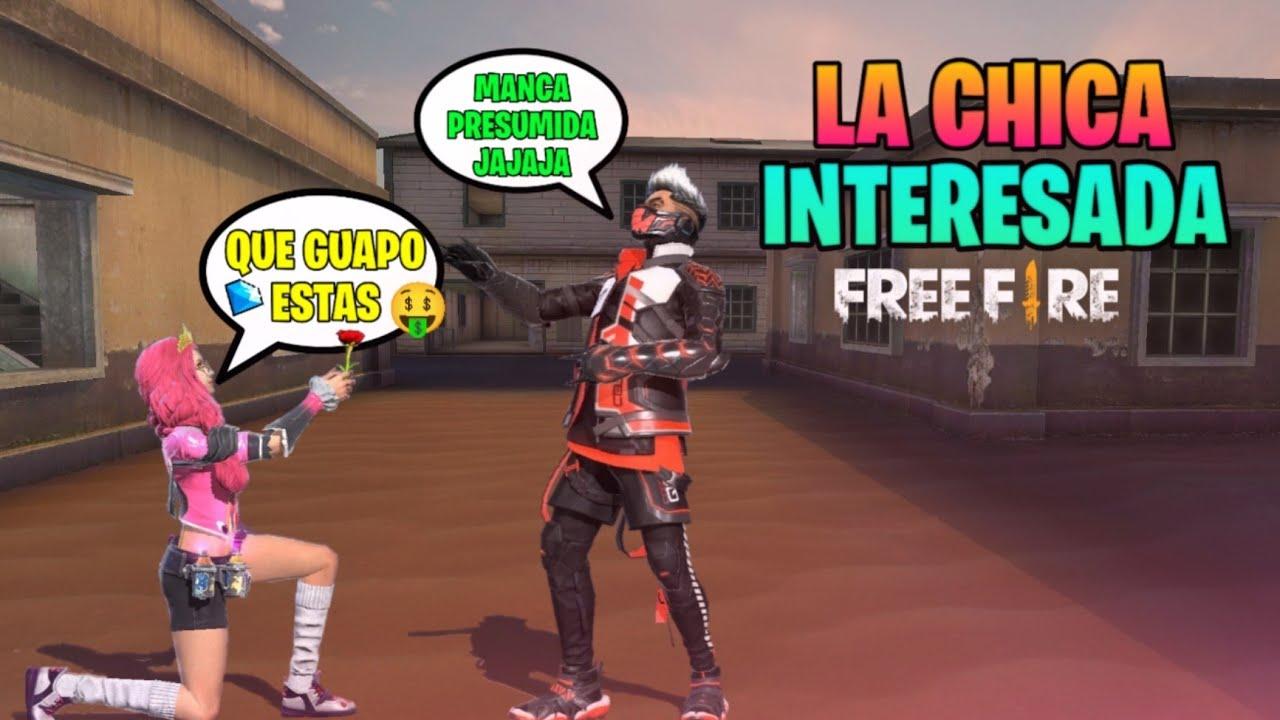 💔LA CHICA MAS INTERESADA DE FREE FIRE