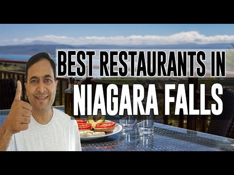 Best Restaurants And Places To Eat In Niagara Falls, New York NY