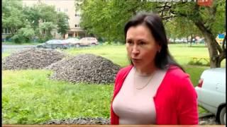 Спор за место под окнами(Очередной конфликт из-за парковки. Во дворе на Онуфриева хотят сделать четвертую стоянку Жители провели..., 2015-07-01T15:42:49.000Z)