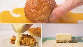 Irresistible Sweet & Sticky Treats 3 Ways