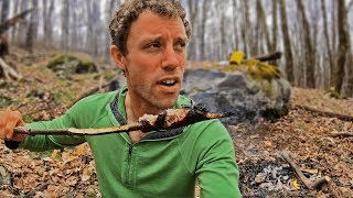 Ep. 2: Smokin' These Meats, But Using Bushcraft In Vermont