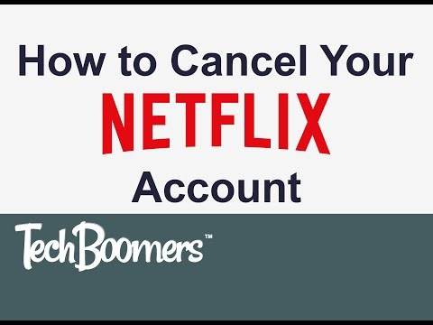 How to Cancel Your Netflix Account 2015