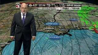Rob's weather forecast part 2 12-01-20 10pm