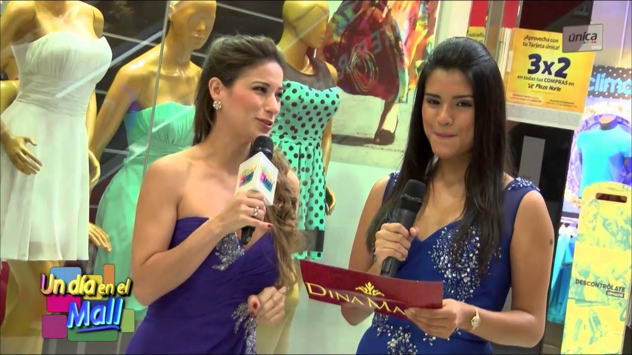 Un Día En El Mall Nov 20 Desfile De Vestidos Para Fiesta De Promoción Parte 47