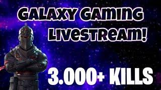 Fortnite Battle Royale! // GalaxyGaming LIVESTREAM! thumbnail