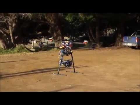 UAV Airborne Laser Scanning with Velodyne VLP-16