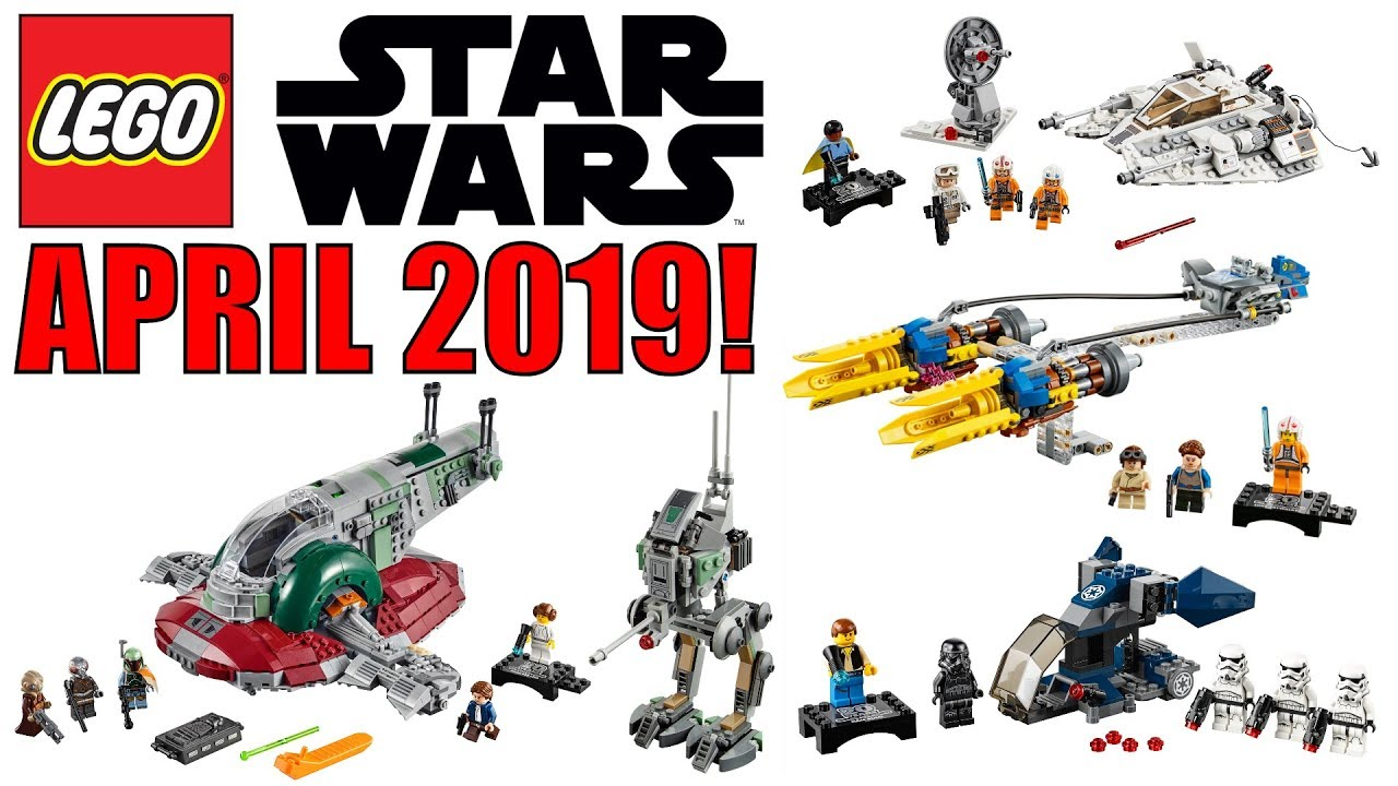 lego star wars 2019 20th anniversary set pictures april. Black Bedroom Furniture Sets. Home Design Ideas