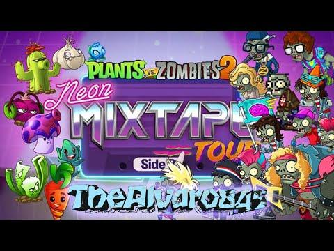 Día 5 | Vueltacasete de neón  | Plants vs Zombies | Juegos para iOS y Android