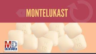 Montelukast To Treat Asthma