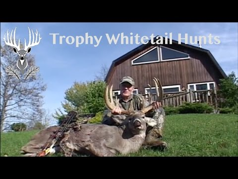 The Ultimate Ohio Trophy Deer Hunting Experience | Hunt Oak Ridge