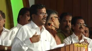 You are no better than Ajith or Vijay: Kalaipuli S. Thanu on Nadigar Sangam Elections