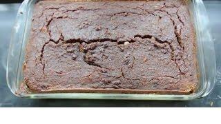 Chickpea Cake / Gluten Free / Kabuli Chana
