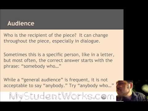 Literary Analysis of Poetry MLA lecture from YouTube · Duration:  7 minutes 9 seconds