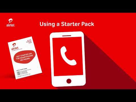 How to Self-Swap your SIM Card from 3G to 4G using a Starter Pack