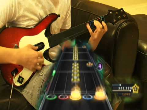 Fury Of The Storm 100% FC Guitar Hero Warriors Of Rock