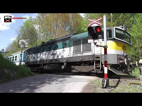 Martinacek96CLC - Czech Level Crossing (2015)