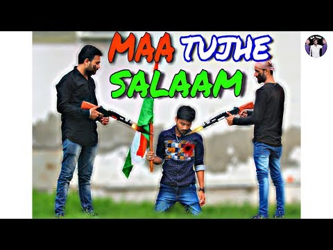 Maa Tujhe Salaam || Independence Day 2018 Speacial || Patriotic || SLR Vines ||
