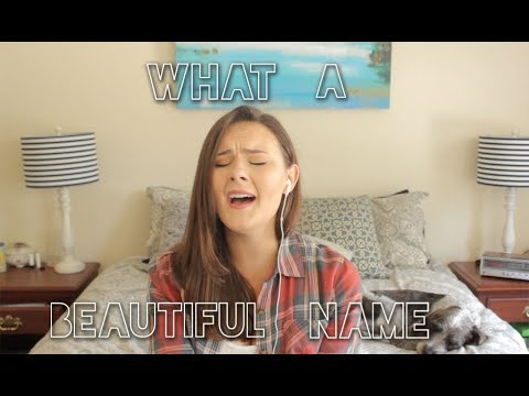 What A Beautiful Name - Hillsong (Cover) by Kaeli Fletcher