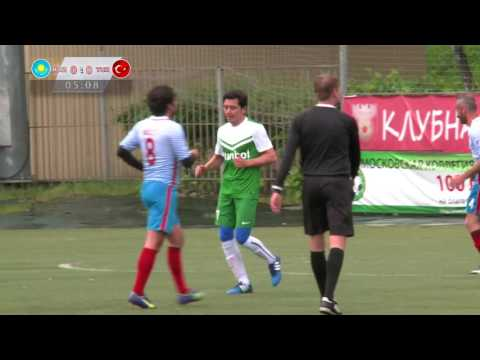 """Art-football"" 05.06.2016 – Kazakhstan - Turkey 7:0 (full match) | Казахстан - Турция 7:0"