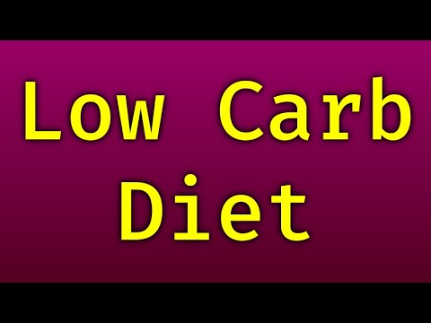 what-is-low-carb