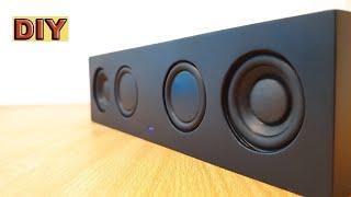 DIY: Loud Bluetooth Speaker