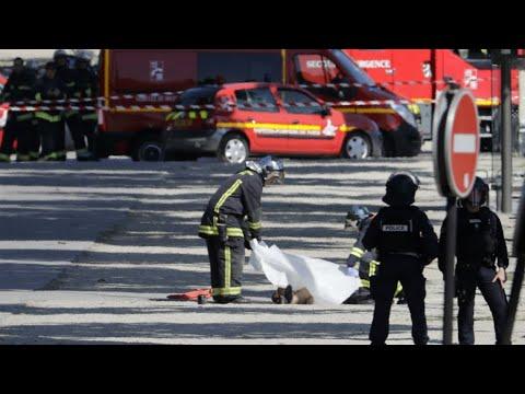 Tentative d'attentat sur les Champs-Élysées, l'assaillant décédé