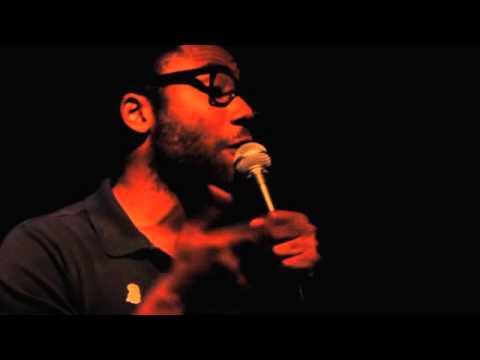 Childish Gambino - Do ya like (Acoustic live)
