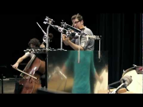 """Image for Now Hear Ensemble performs """"Do you like Holidays?"""" by Federico Llach."""