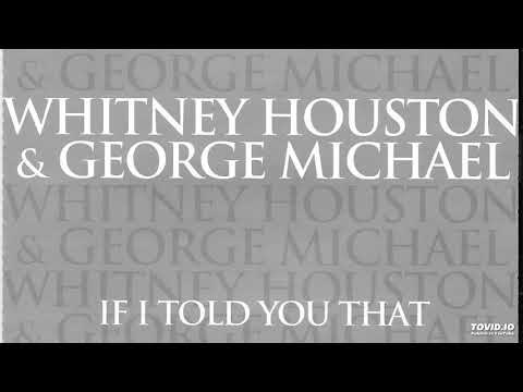 Whitney Houst & George Michael  If I Told You That with Lyrics HQ