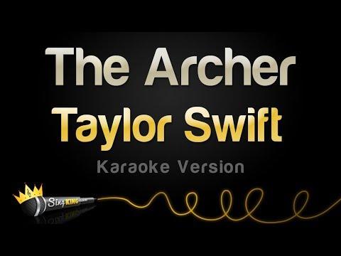 Taylor Swift - The Archer (Karaoke Version)