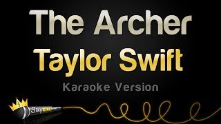 Taylor Swift - The Archer (Karaoke Version)