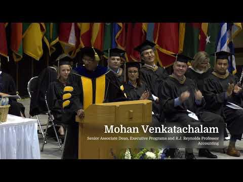 The Duke MBA - Executive MBA Graduation 2018