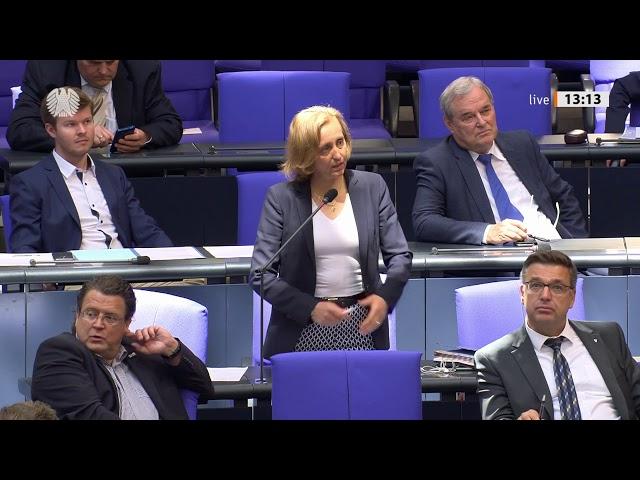 Beatrix von Storch (AfD) - Bundesregierung schließt zweiten Lockdown nicht explizit aus