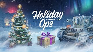 Open 40 Christmas boxes - 4 Female Crews and Easy Gold/ Premium Tanks - World of Tanks