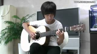 (Yiruma) River Flow in You - Sungha Jung (Мелодия из фильма сумерки)