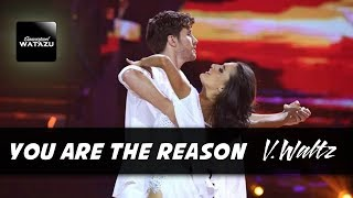 Download Lagu You Are The Reason (Viennese Waltz Cover) | Alexandra Porat Cover mp3