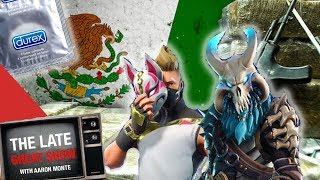 Fortnite Cheat Codes, Mexico Legalizing Drugs & Don't Reuse Condoms