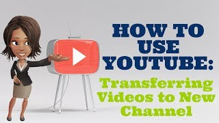 How to transfer your channel to a brand account in YouTube