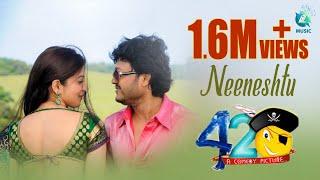 Neeneshtu Kannada Video Songs   Mr.420 Movie   Ganesh,Pranitha
