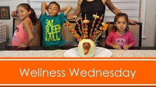 Thanksgiving Turkey Fruit Platter: GOBBLE GOBBLE