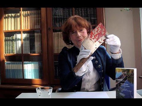 """#Kulturkurier: Barbara Stewen liest """"Der Schrei"""""""