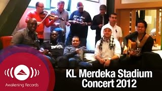 Maher Zain - KL Merdeka Stadium Concert 2012 Promo & Number One For Me Acoustic