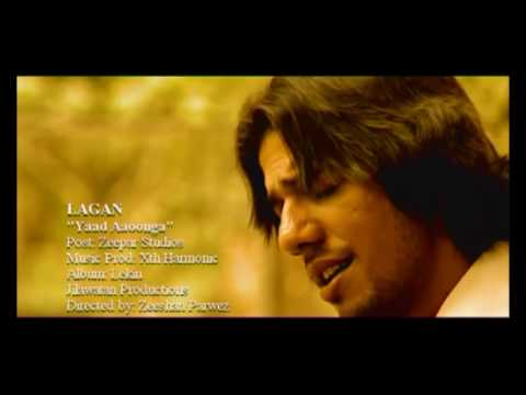 Lagan - Main Yaad Aaonga (Official Video HQ)