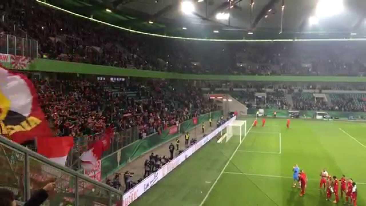 Dfb Pokal Fc Bayern Wolfsburg