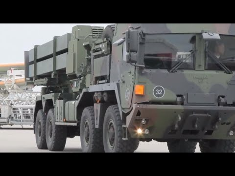 New Patriot Missile System Launcher MEADS In Detail Review Commercial 2014 Carjam TV HD